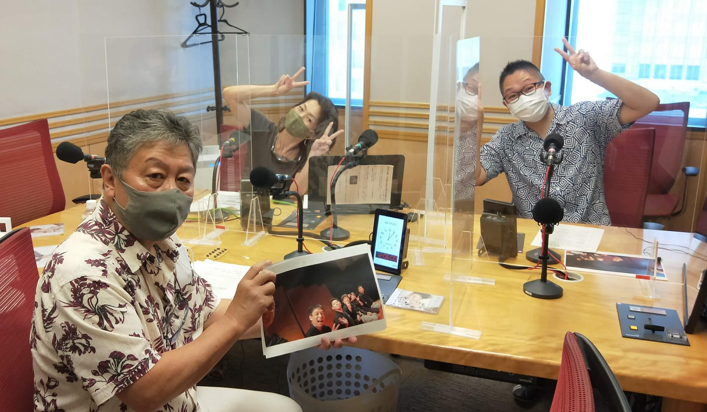 『くにまるジャパン極・くにまるレポーターズ』8月19日(木)のお客様:春風亭昇也さん