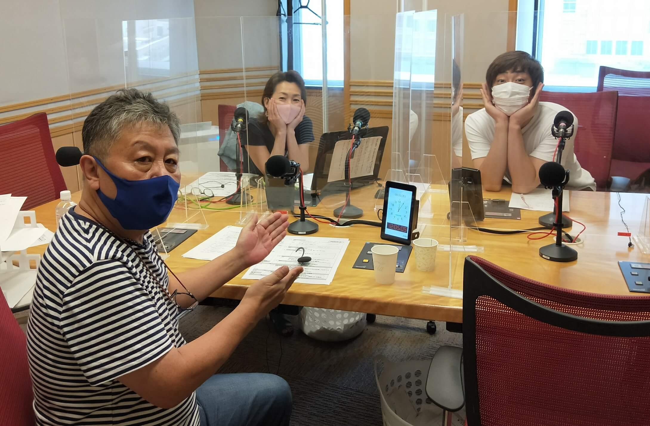 『くにまるジャパン極・くにまるレポーターズ』8月26日(木)のお客様:桂三四郎さん