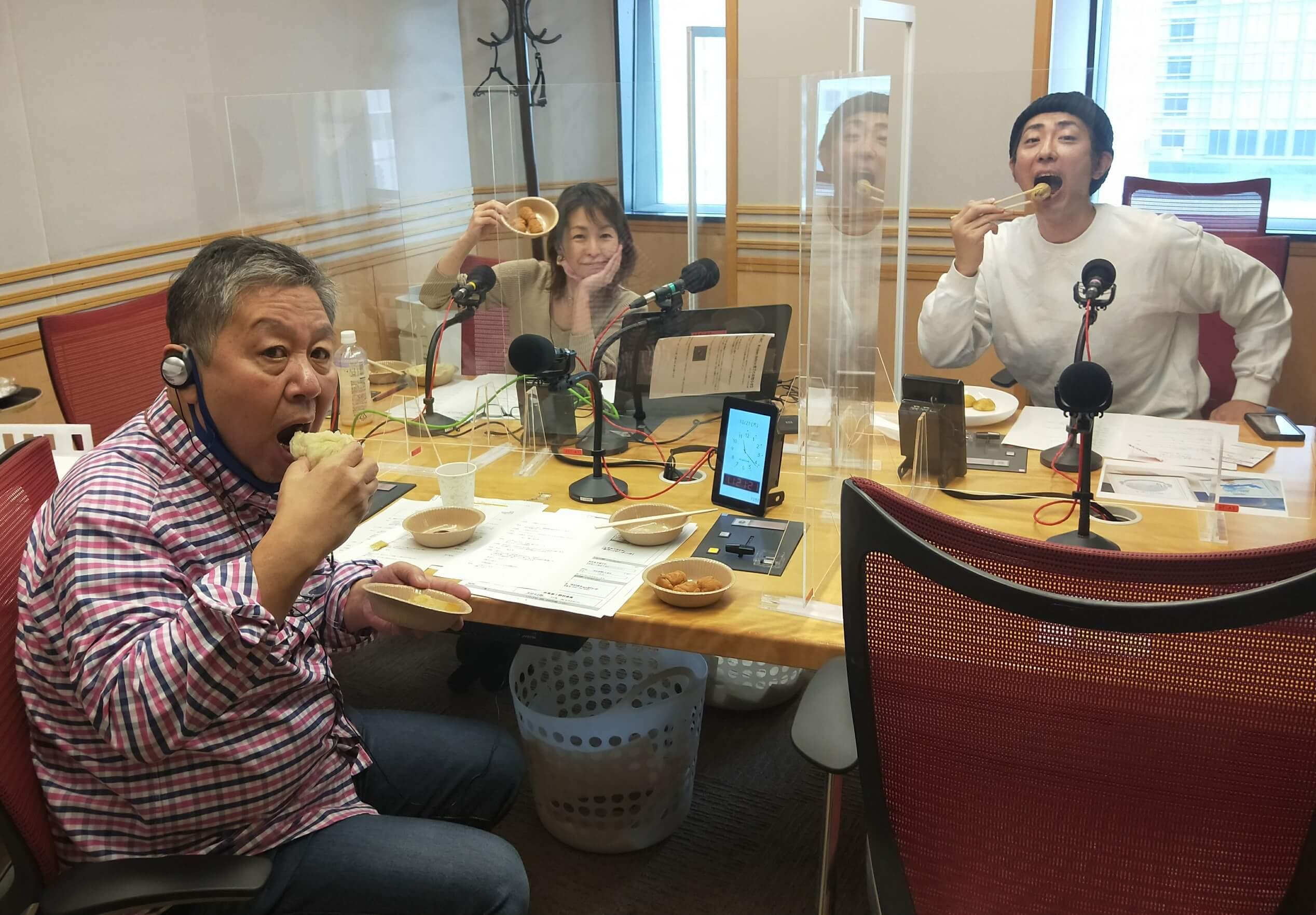 『くにまるジャパン極・くにまるウーバー・トーク』10月21日(木)のお客様:桂三四郎さん