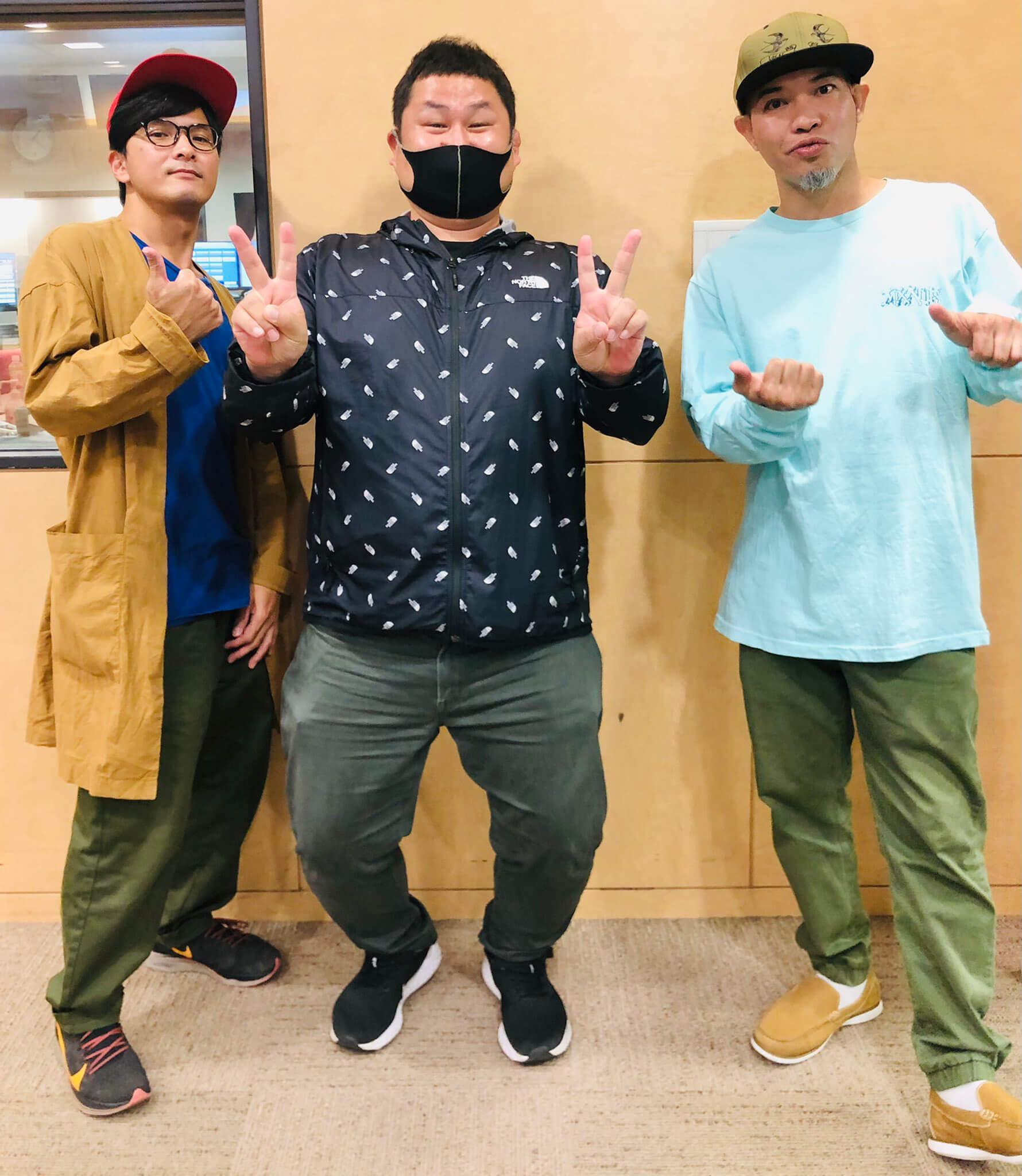 5/4(火)放送レポ!かりゆし58は15周年!前川真悟さんと新屋行裕さんが登場!!