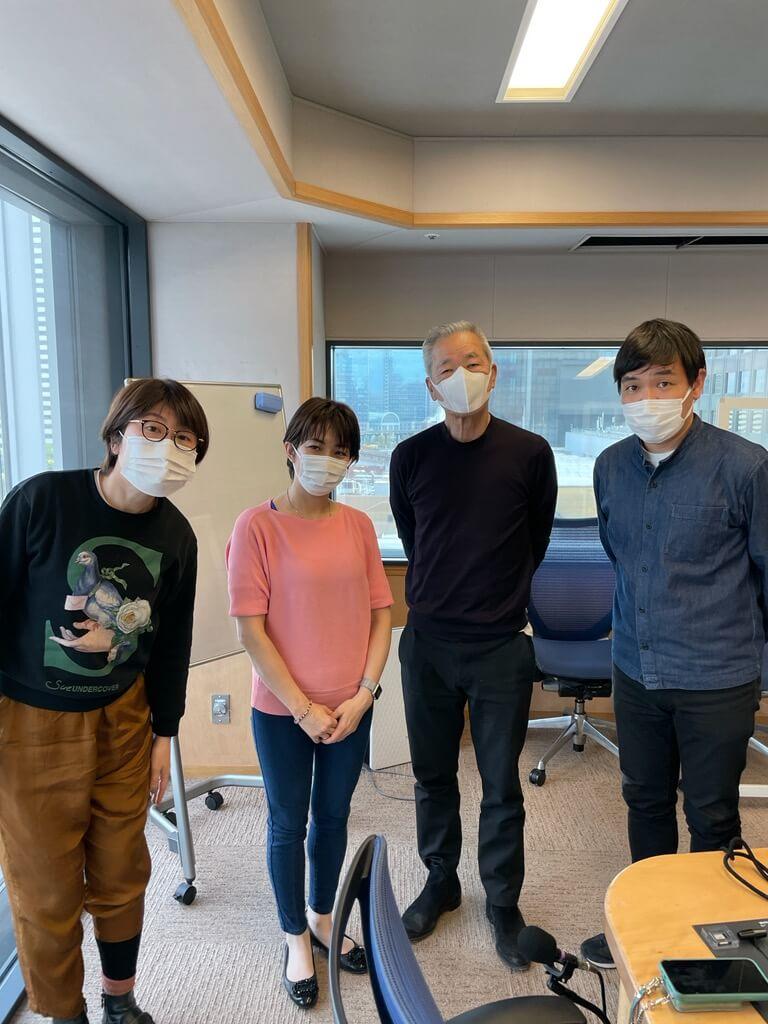 4/8(木)今日から新レギュラーに東京新聞記者・望月衣塑子さん!