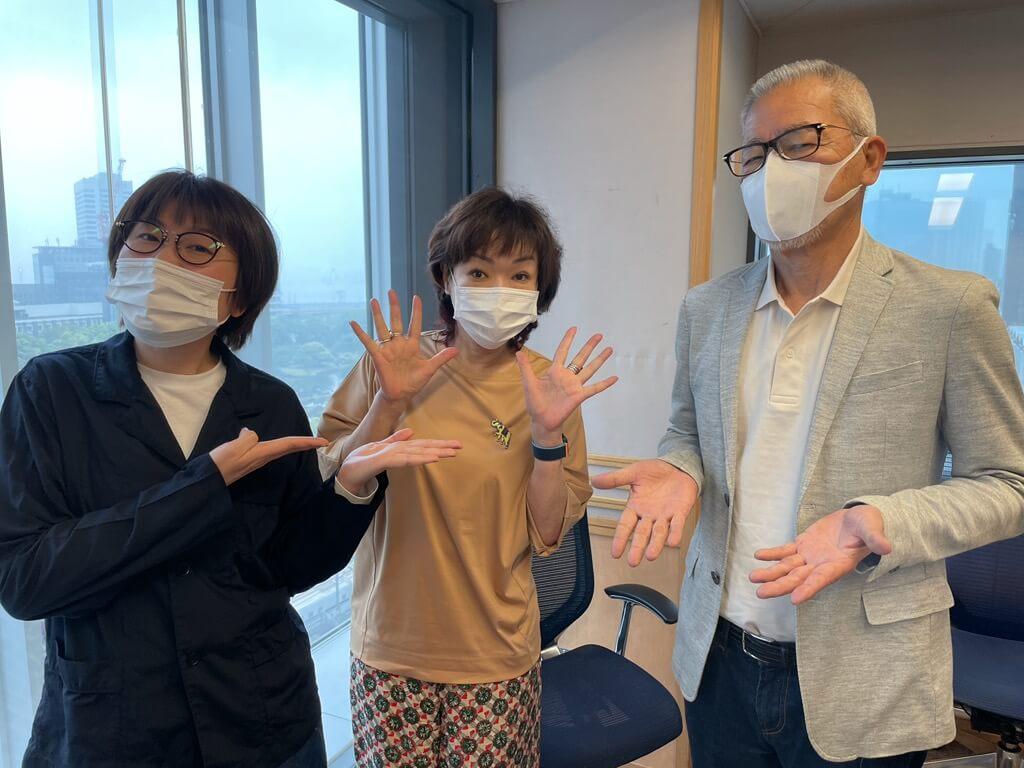 5月13日(木)光浦さんの親友!清水ミチコさん登場でモノマネ祭!
