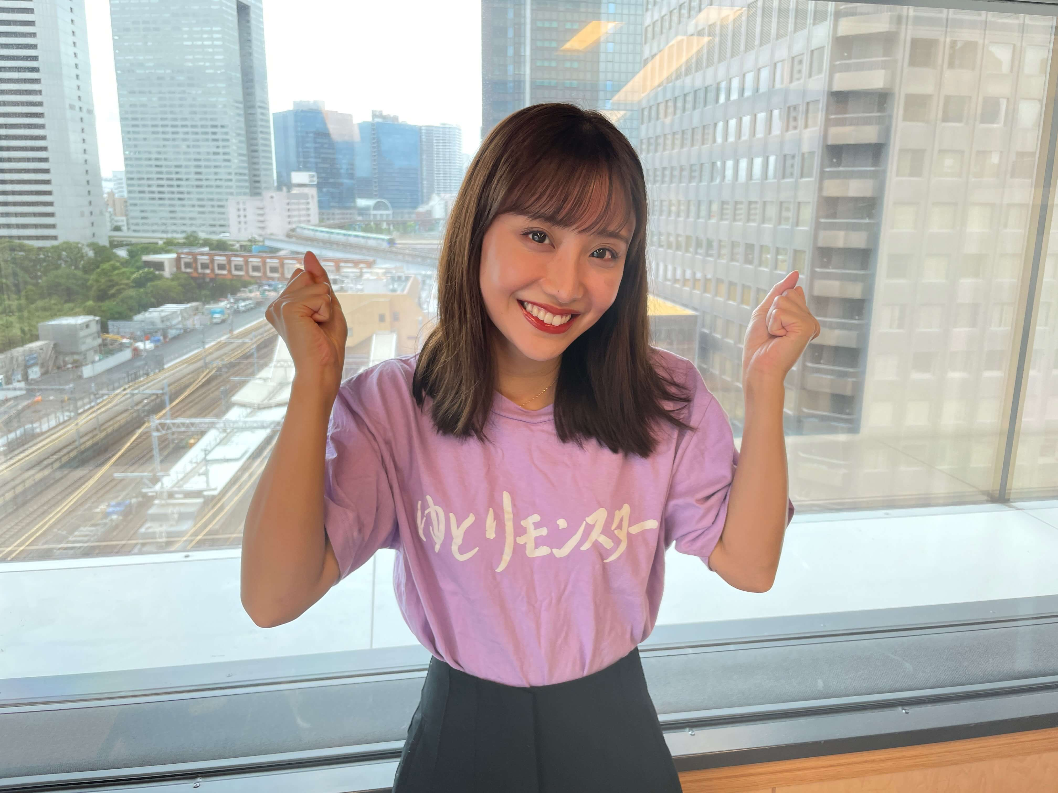 土下座ウィーク突入!柴田さん 気合い充分のゆとりモンスターTシャツ!!