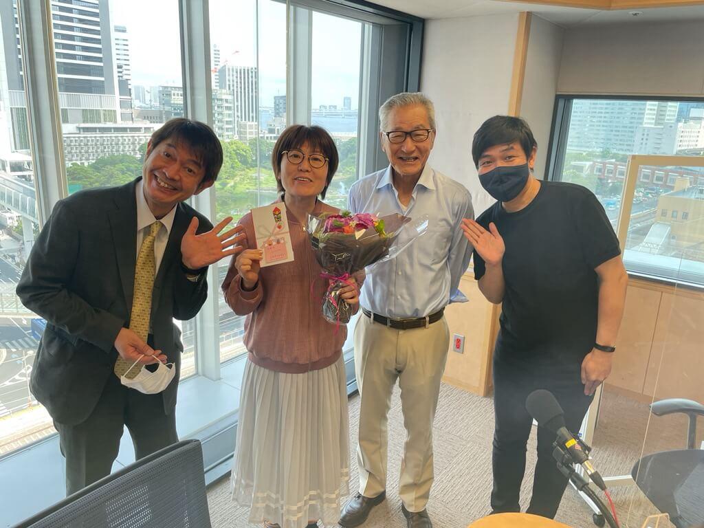 6/24(木)光浦靖子さんが来月からカナダ留学へ!今後のゴールデンラジオ出演は!?