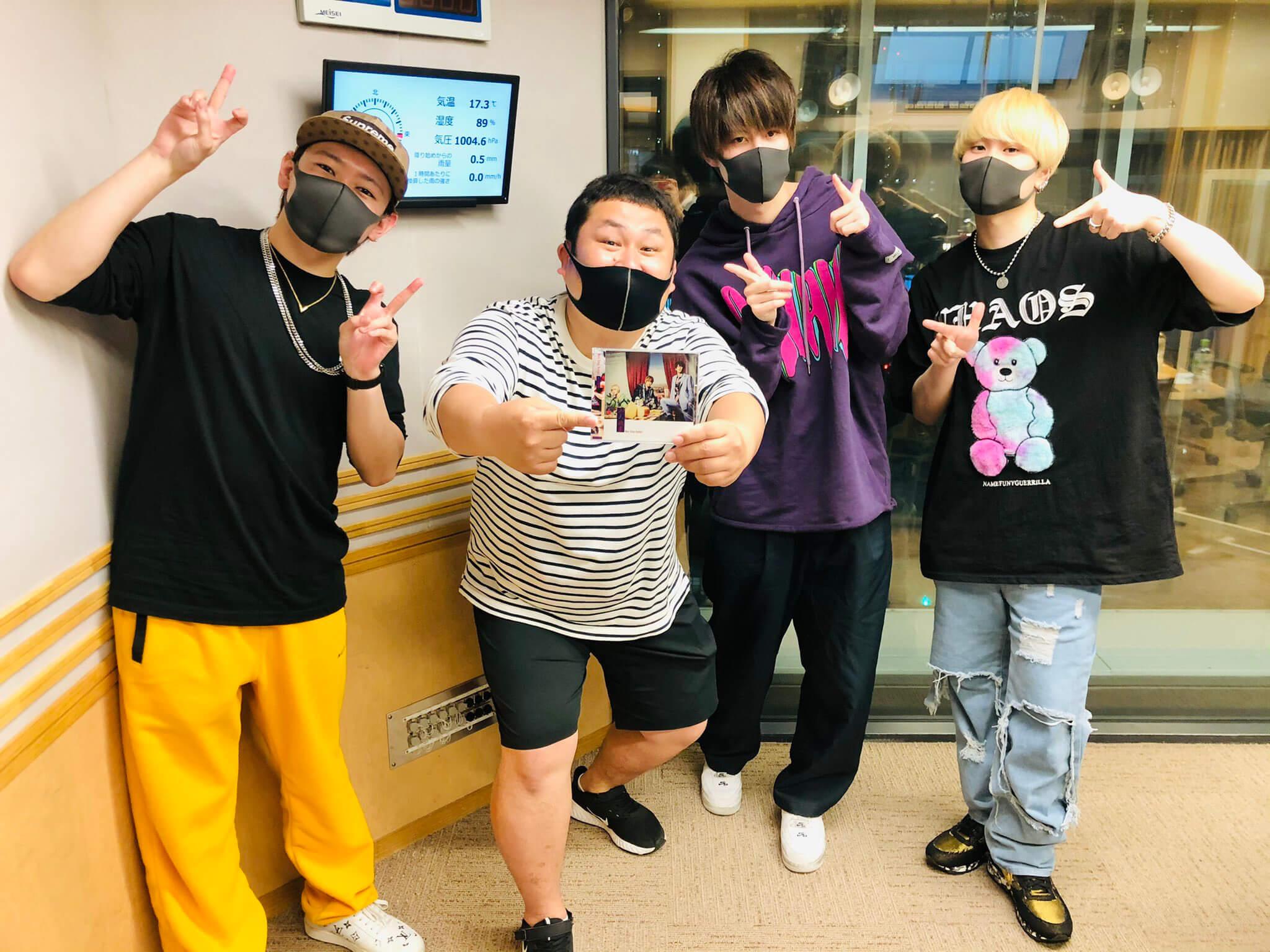 5/18(火)放送レポ!Non Stop Rabbitの3人はメジャー級の1軍!