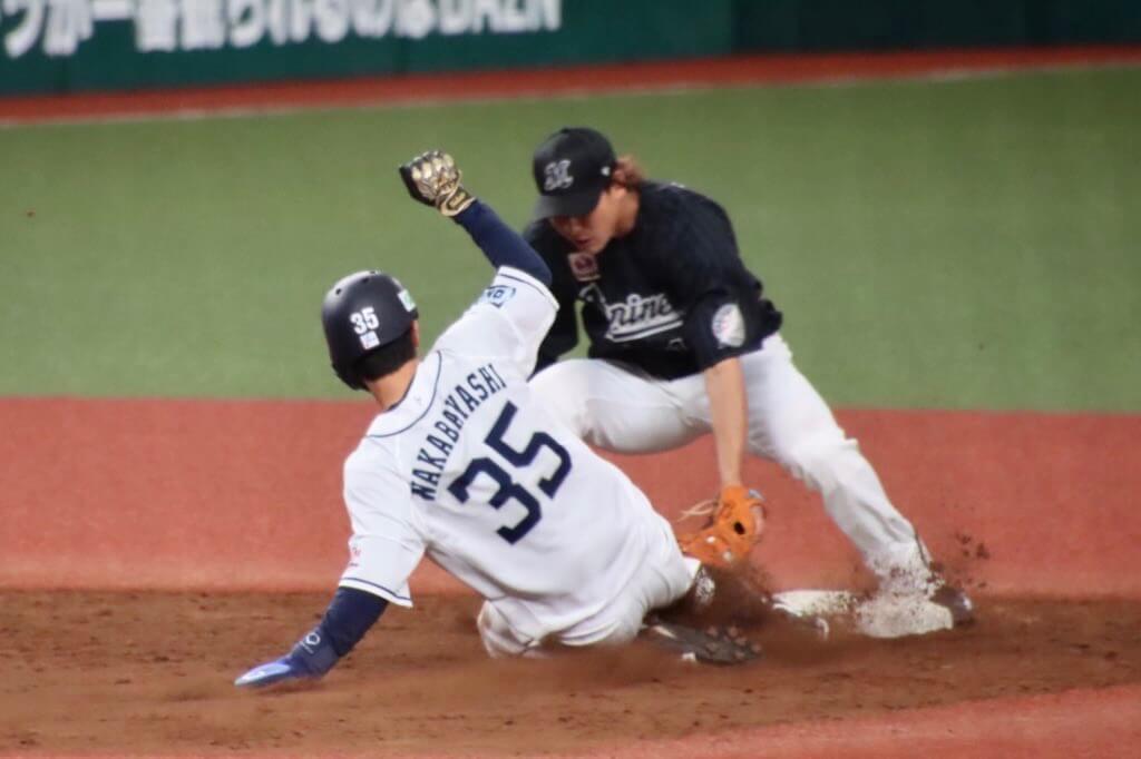 4月29日(木)西武2-5ロッテ【GameHighlights】