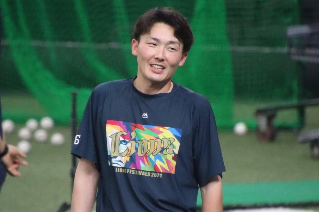 侍から帰還!西武・源田&平良がチームに合流「この雰囲気がやっぱり好きだな」(ライオンズナイター)