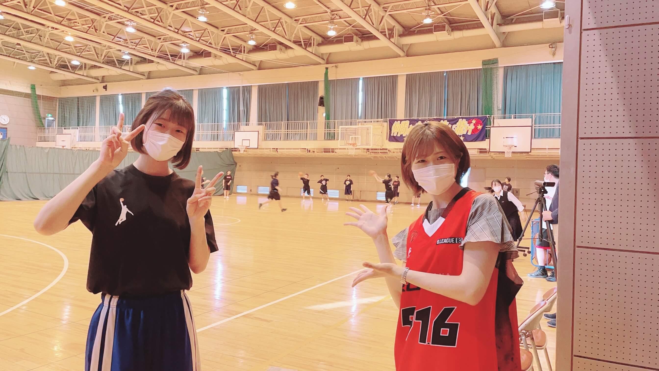 さいたま市立大宮北高等学校女子 バスケットボール部を取材! 「New Stars」#3(6月20日放送分)