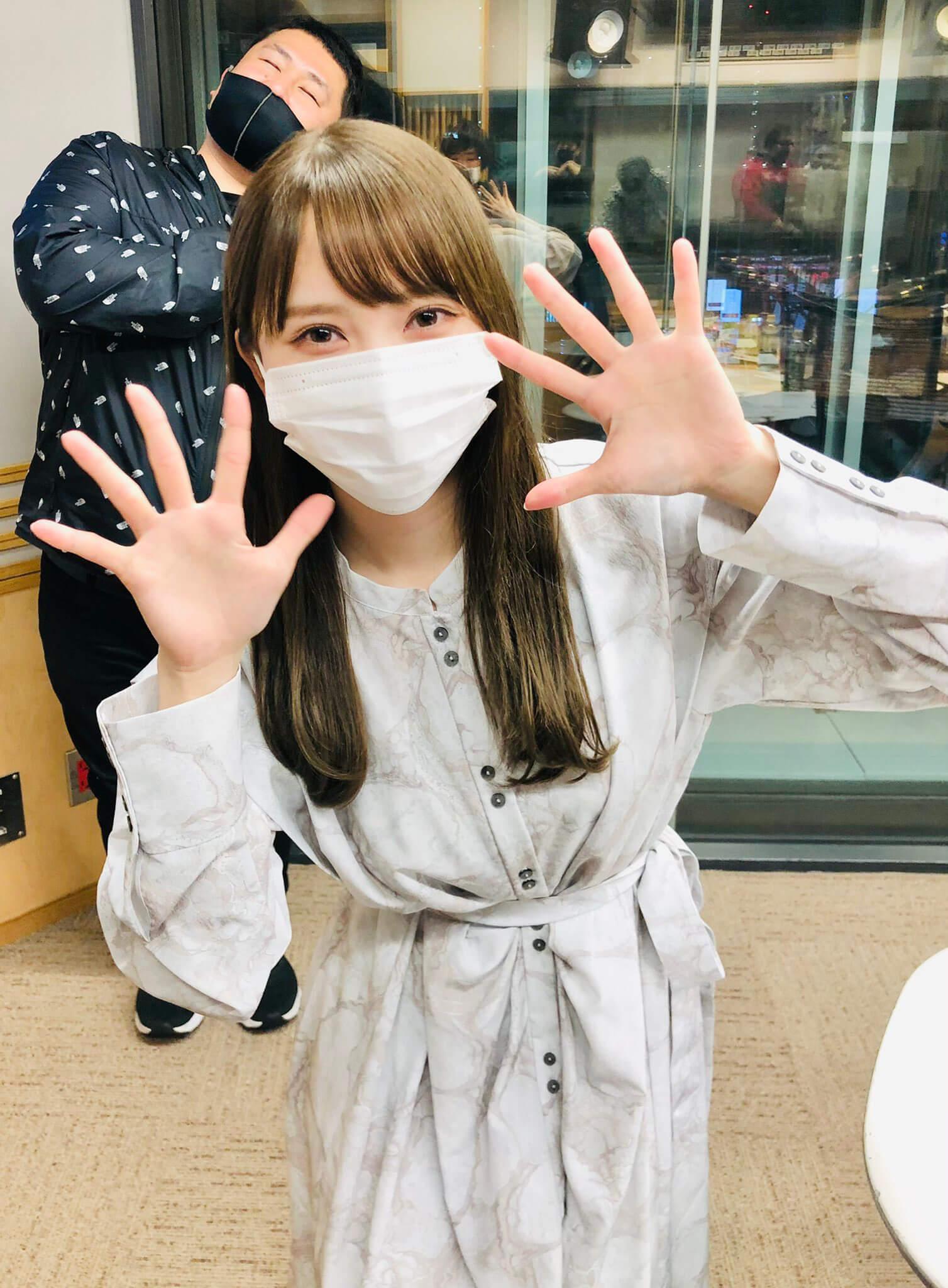 3/23(火)放送レポ!日向坂46加藤史帆ちゃん久々のスタジオ復帰!