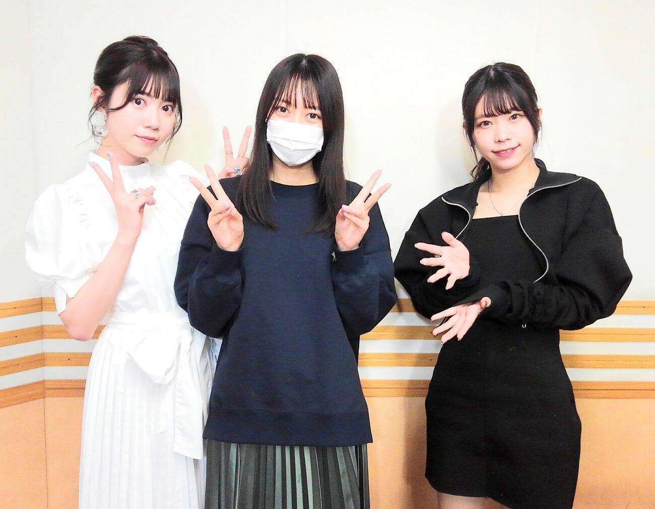 【煌めき☆アンフォレントのザキャッチ】ゲストに近藤玲奈さんをお迎えしました!