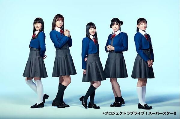 『ラブライブ!スーパースター!!』Liella!「始まりは君の空」リリース記念SP~』放送決定!