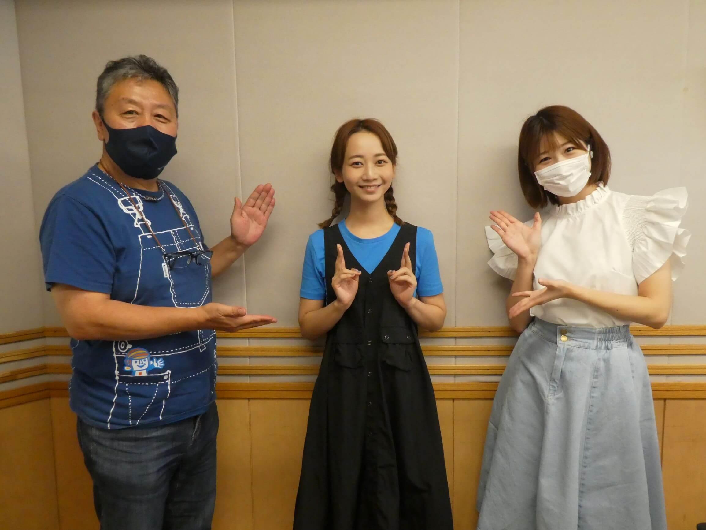 『くにまるジャパン極・極シアター』7月27日(火)のお客様:三戸なつめ さん