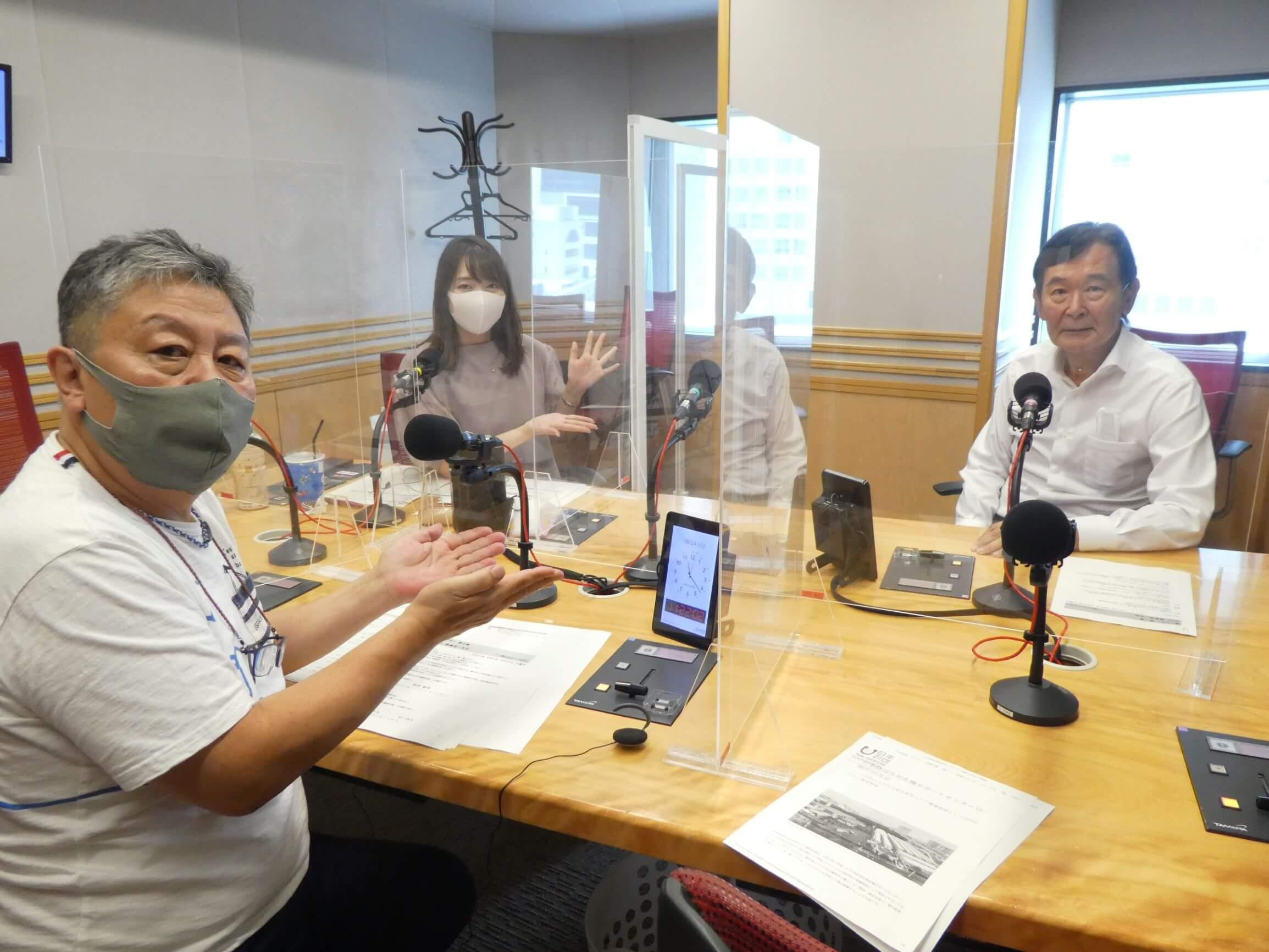 『くにまるジャパン極・極シアター』8月24日(火)のお客様:都倉俊一さん