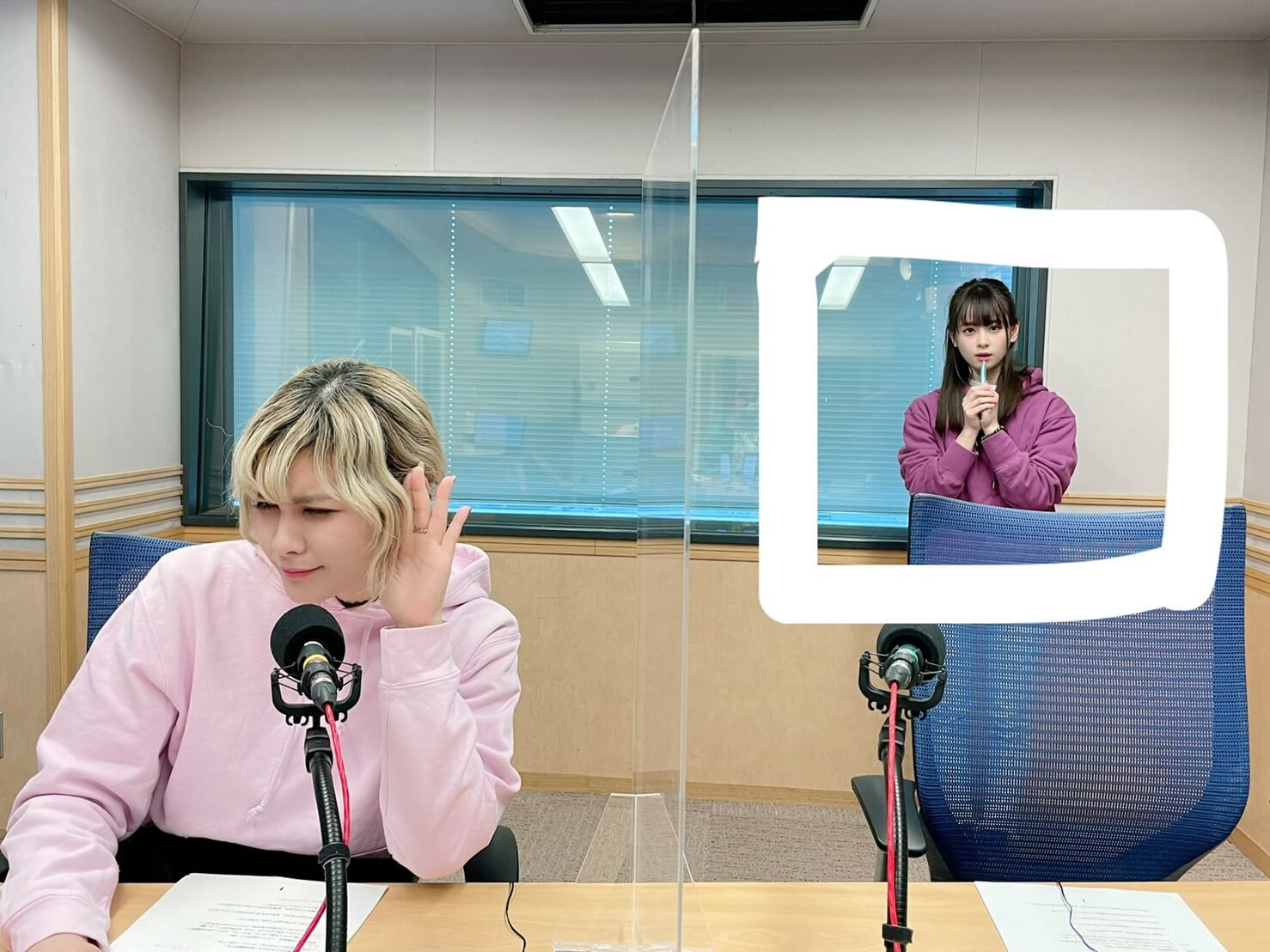 番組初の中継を実施!ファンズちゃんとの邂逅!!【第3回放送後レポート(2021.04.18)】