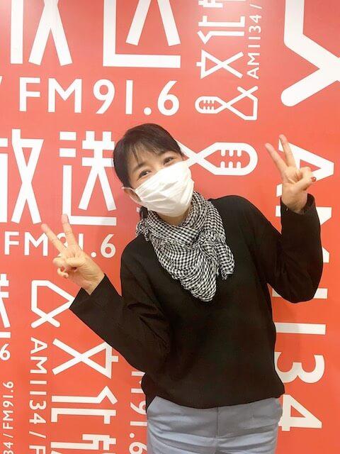 """菊池桃子のライオンミュージックサタデー9月18日は""""いただきますソングコレクション""""でした♪"""