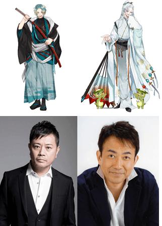 『矢野・小南 絵物語WA-GEI』 ラジオドラマ「WA-GEI」第2シーズン8/9(月)よりスタート!