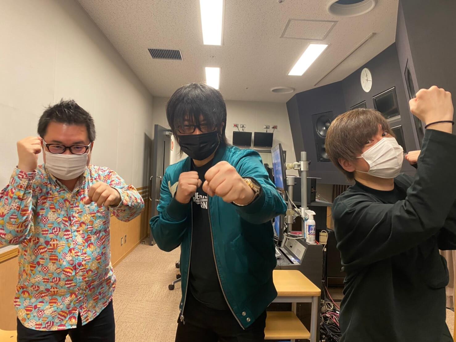 森川智之さんが『WADAX Radio』にゲストで初登場! ゲームやジャンケンなどの勝負事にめっぽう弱いという森川さんが『ワードウルフ』に挑戦!!