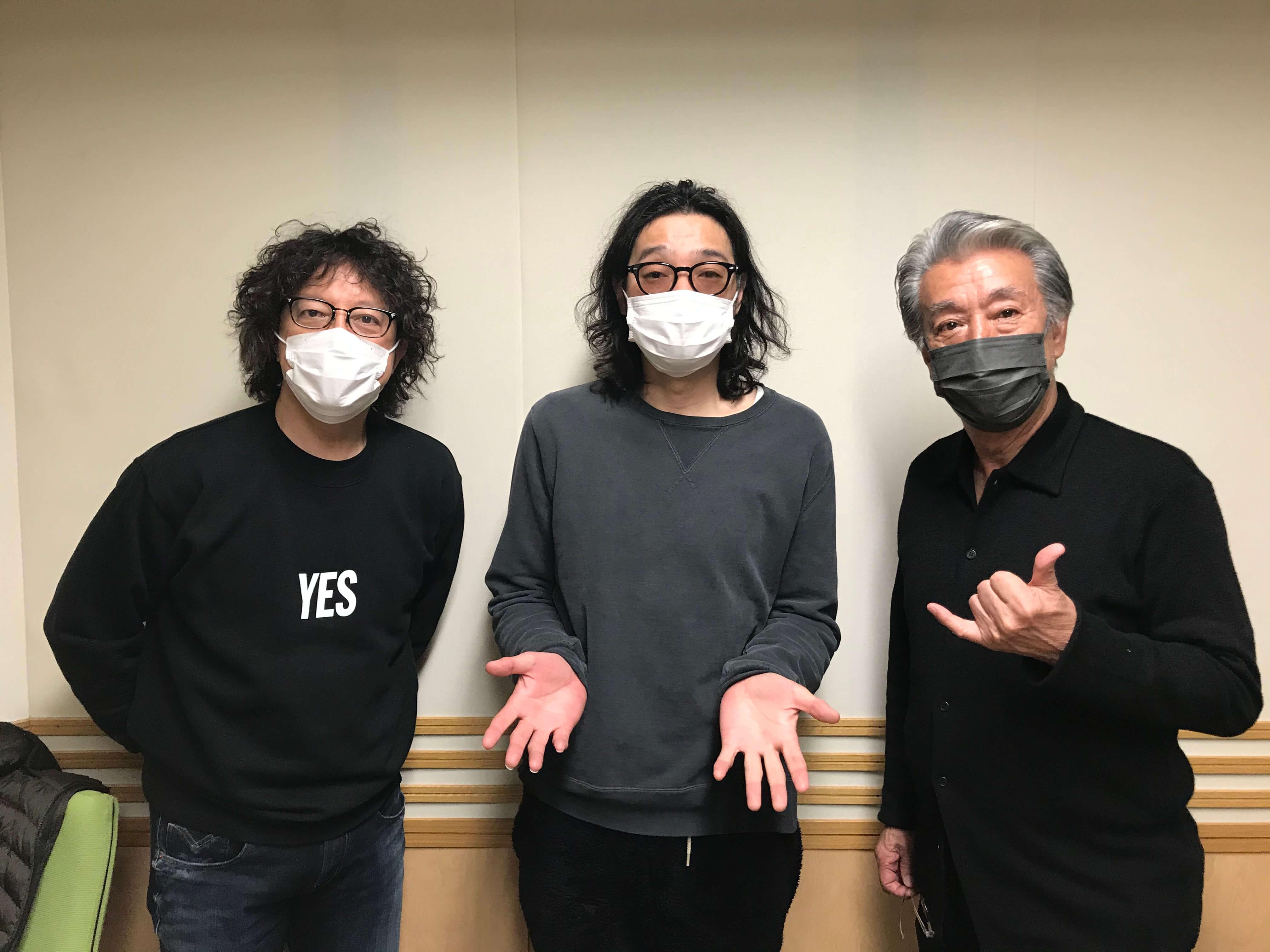 斉藤和義が登場!3月14日(日)「純次と直樹」放送後記