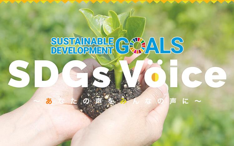 SDGs Voiceはこちら