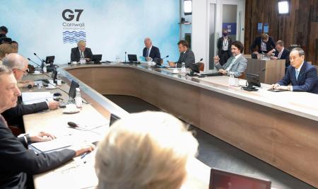 G7サミット、なぜ台湾海峡の平和と安定が言及されたのか?~6月14日「おはよう寺ちゃん」
