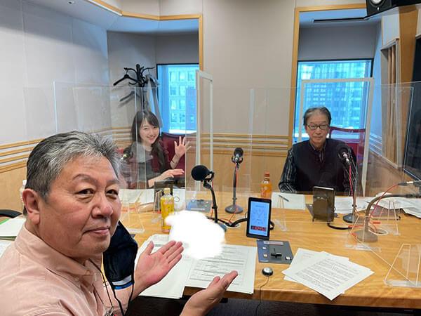 荒川強啓、10年続ける関心事ノートは「阿久悠さんの真似」。横浜DeNAベイスターズへの愛も語る『くにまるジャパン 極』
