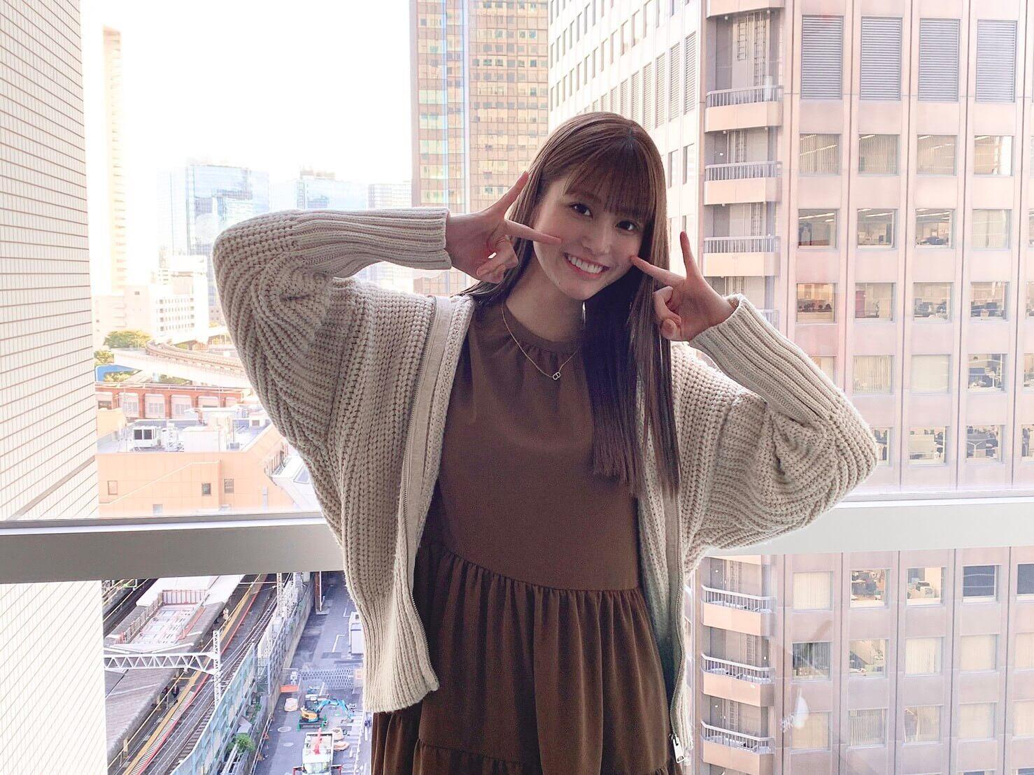 生見愛瑠、Popteen専属モデル卒業を語る「みんなが手でアーチを作って迎えてくれた」『めるるのはっぴーsu??るーむ』