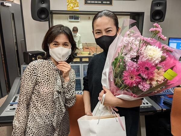 文化放送「千倉真理 ミスDJリクエストパレード」3/28 オンエアリスト