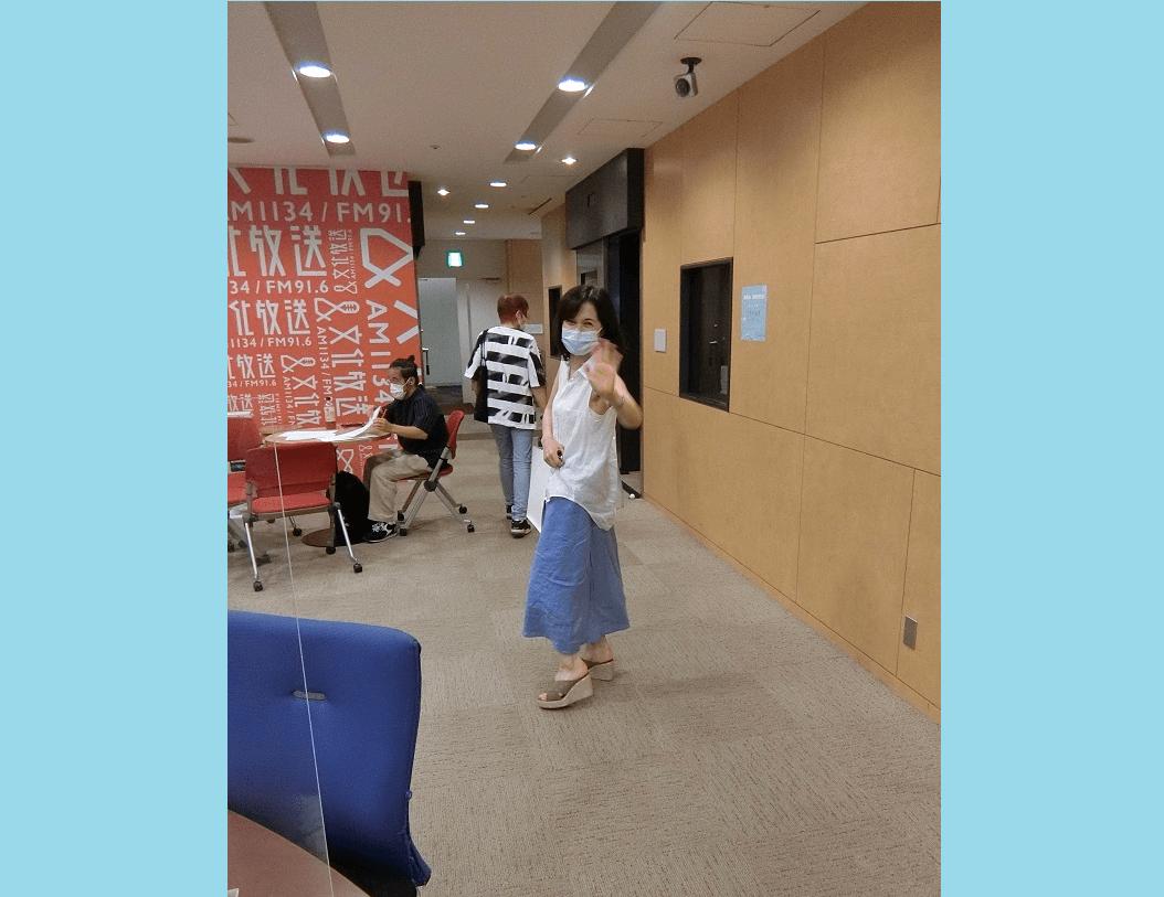 文化放送「千倉真理 ミスDJリクエストパレード」8/29 オンエアリスト