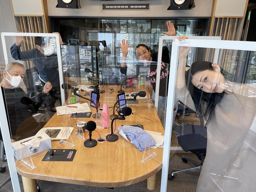 3/31(水)大竹・壇蜜・あさこが見た!東京上空のスマイルマーク!