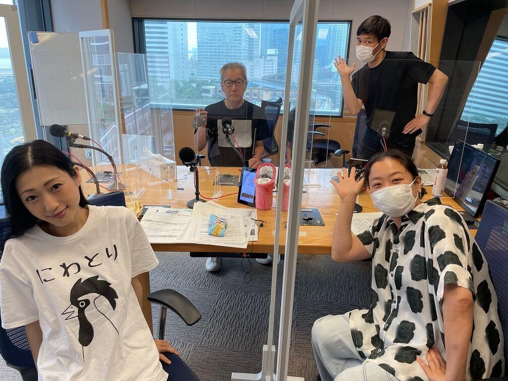 7/7(水)あさこの充血・大竹の目薬、今週も健康トークでスタジオが盛り上がる!