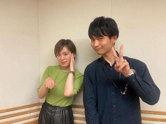 5/31(月)のワンダーユーマンは「DJ由真」。上地由真と山田アナの選曲でお届け!