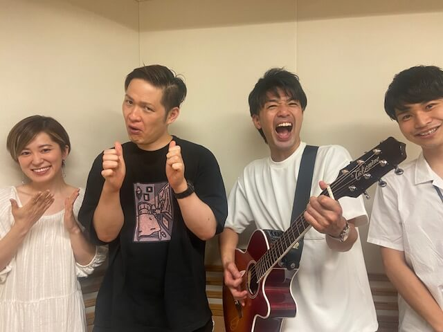 お笑いコンビ・アイロンヘッドが登場!【8/9(月) ワンダーユーマン】
