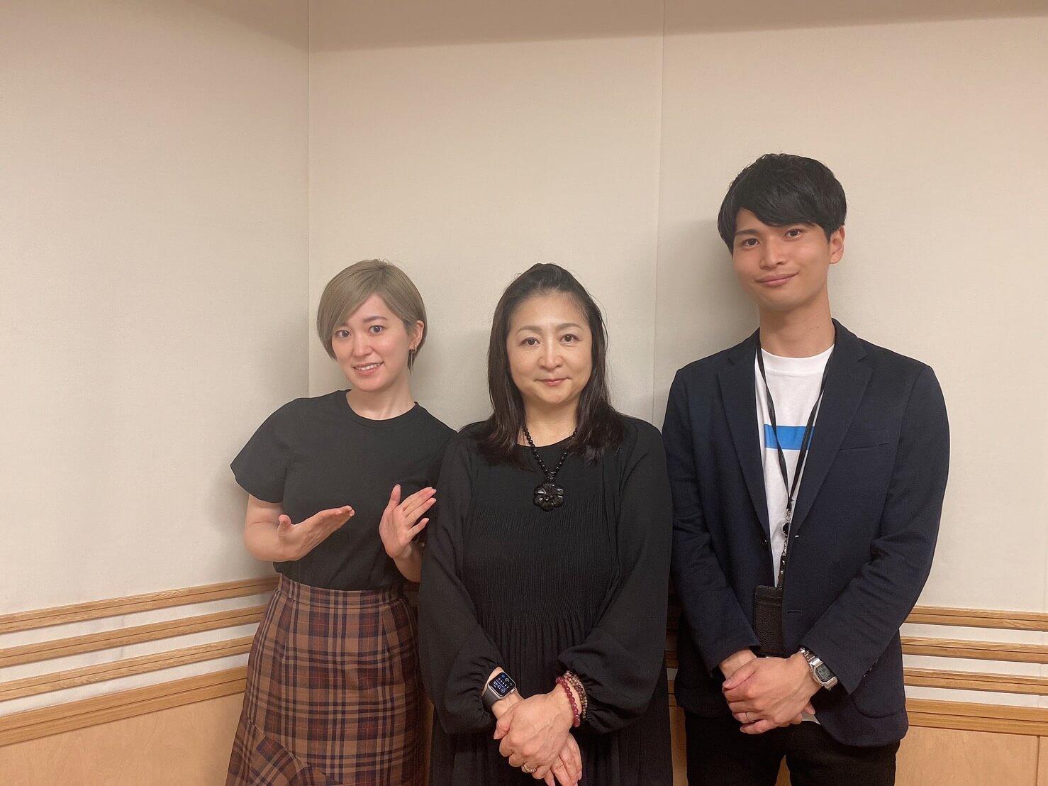 キャスティングディレクターの川村恵さんが登場!【9/27(月) ワンダーユーマン】