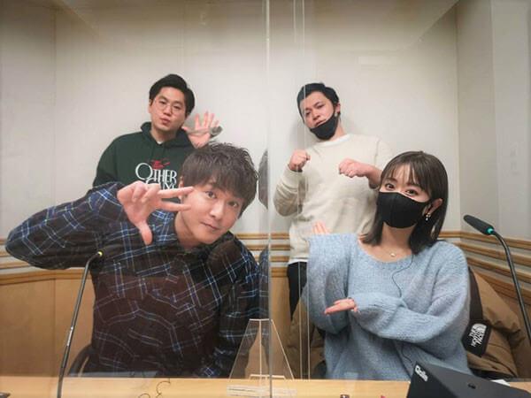 日本人初のK-POPアイドル・藤原倫己、K-POPのすごさを語る「練習生時代は朝8時から夜2時までレッスン」『RADIO UnoZero』